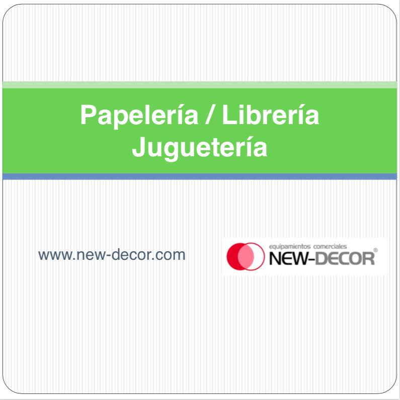 CATÁLOGO PAPELERÍA Y JUGUETERÍA